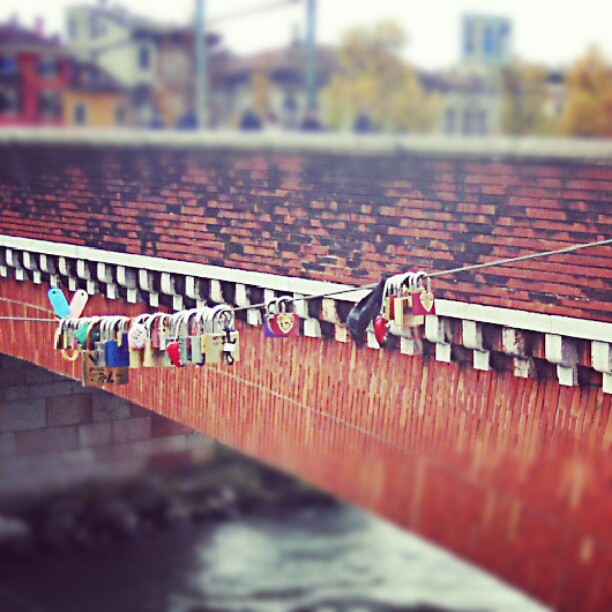 #lovelocks #verona