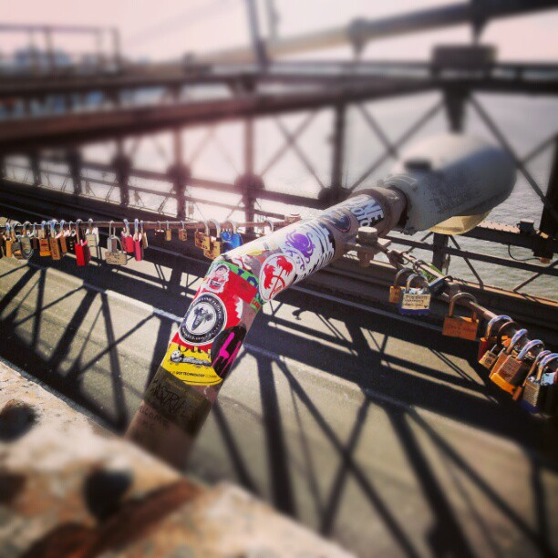 #newyorkcity#nyc#Manhattan#brooklyn#brooklynbridge#key#Padlock