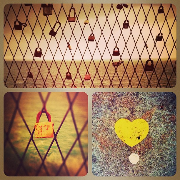 Love Locks  </p> <span class=