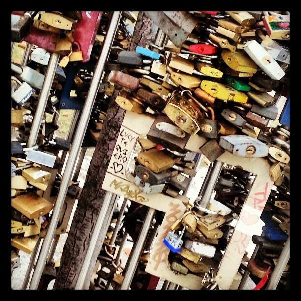 #lovelocks #budapest #love #serious #beinginlove #pestside
