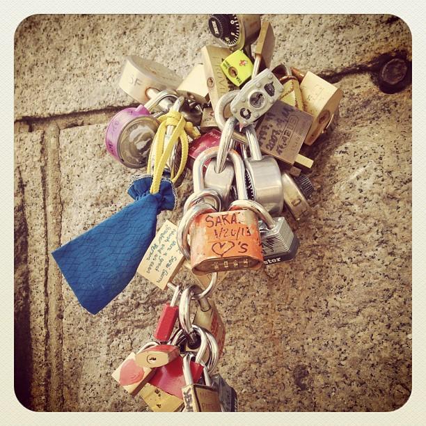 #lovelocks </p> <span class=