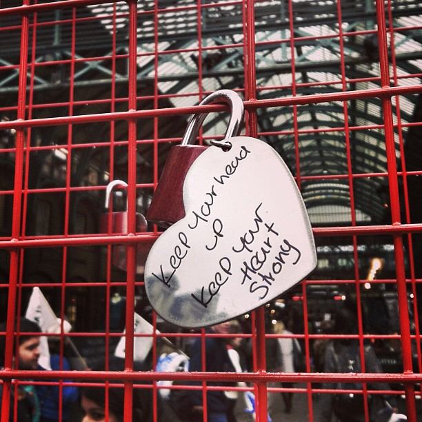 #LoveLocks #BenHoward #Lyrics #CoventGarden #London