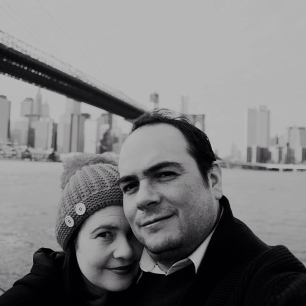 Happy Anniversary!! Brooklyn Bridge