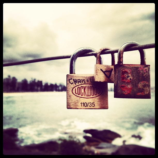 #lovelocks @clarky_deewhy I found some more :)