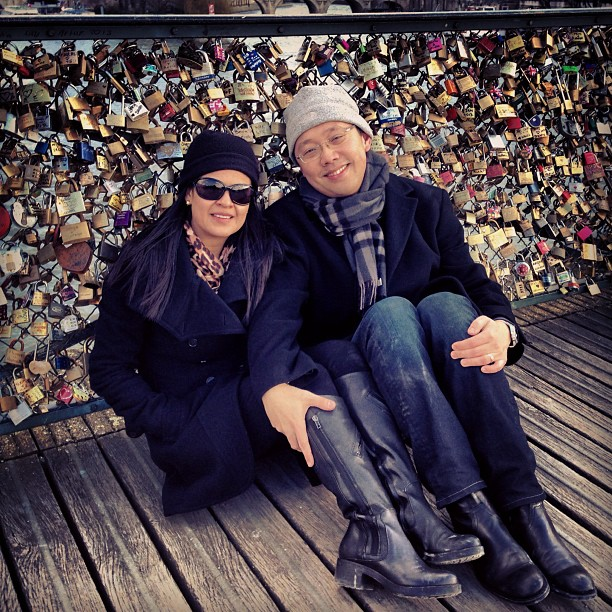 París Love Locks: A Love That Won't Die... #Romance #Paris #Love #LoveLocks #PontDesArts #CityofLights