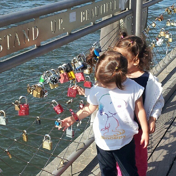 So sweet #brooklynbridgepark #pier1