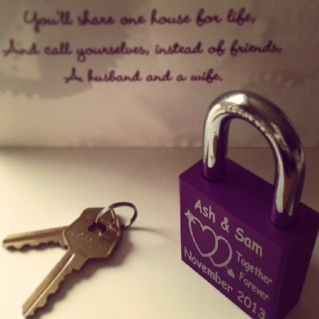 #lovelock #wedding #love #lock