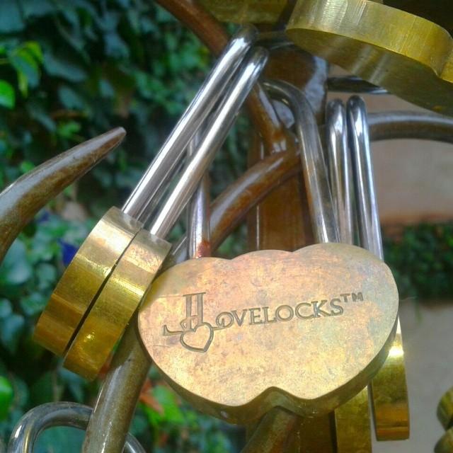 #lovelocks #no #keys #lock your #love #forever