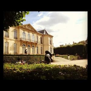Musee Rodin Wedding