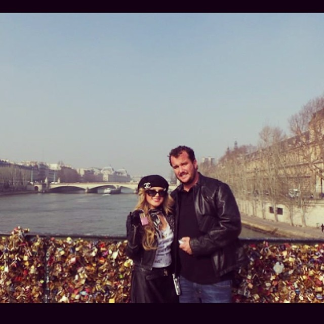 #makelovelocks I wanna go back #lovelockbridge #paris