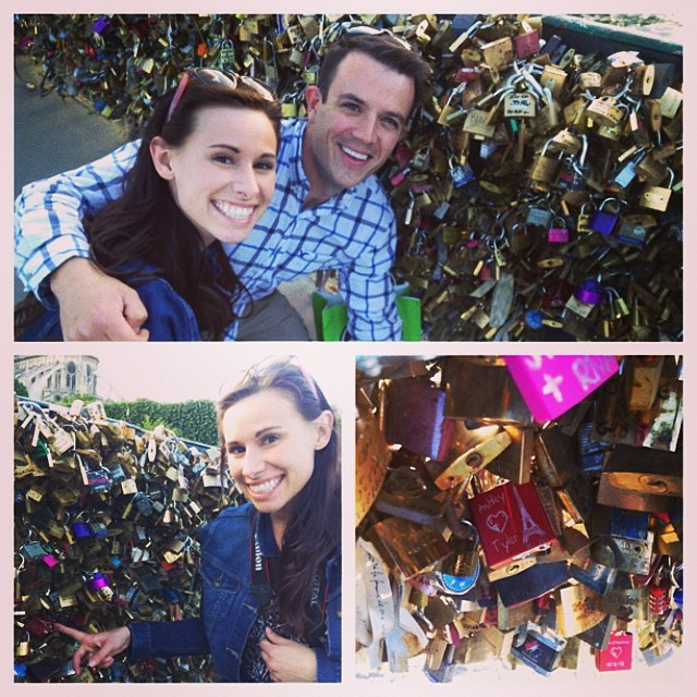 #picstitch #makelovelocks #paris #love #europe