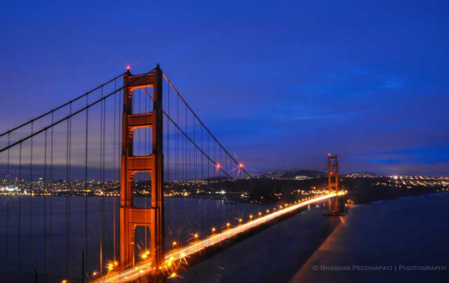 Golden Gate Bridge Photo: peddhapati / Flickr